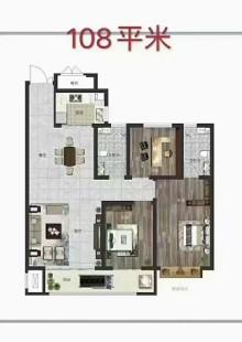 (北部)鹏洲·凤凰城3室2厅2卫