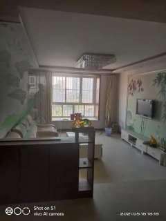 (中部)中山丽都3室2厅2卫1200元/月129m²简单装修出租